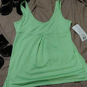 Lucy core up tunic sz XL